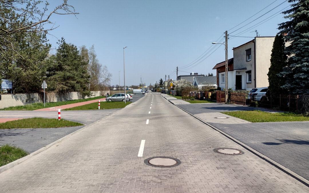 PLEWISKA – ulica Żytnia