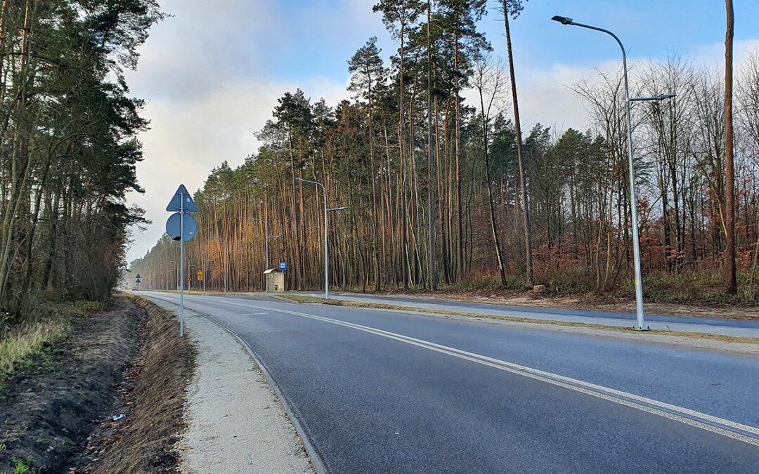 KICIN – Droga powiatowa